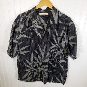 Tommy Bahama Linen Short Sleeve Shirt Sz XLX